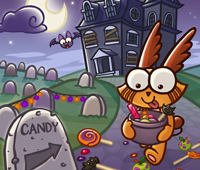 Drop That Candy – Halloween!