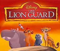 Disney Junior – The Lion Guard